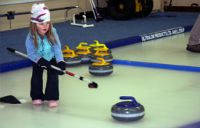 Youth curling200